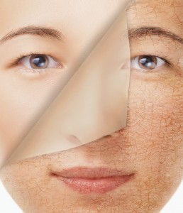Harmful to the skin and leaves lasting signs of its effects over time